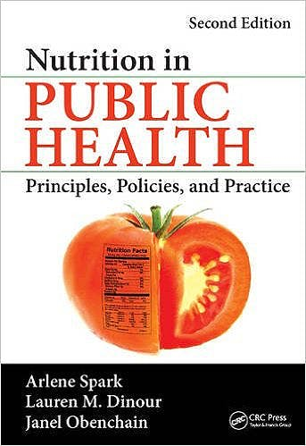 Portada del libro 9781466589940 Nutrition in Public Health: Principles, Policies, and Practice