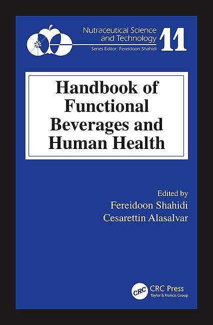 Portada del libro 9781466596412 Handbook of Functional Beverages and Human Health