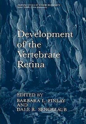Portada del libro 9781468455946 Development of the Vertebrate Retina (Perspectives in Vision Research)