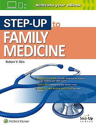 Portada del libro 9781469864211 Step-Up to Family Medicine
