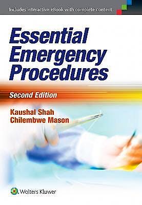 Portada del libro 9781469891903 Essential Emergency Procedures