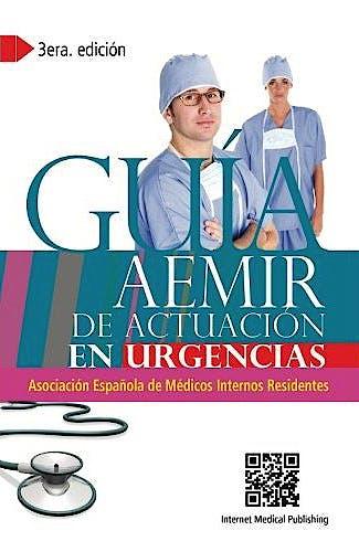 Portada del libro 9781469917535 Guía AEMIR de Actuación en Urgencias