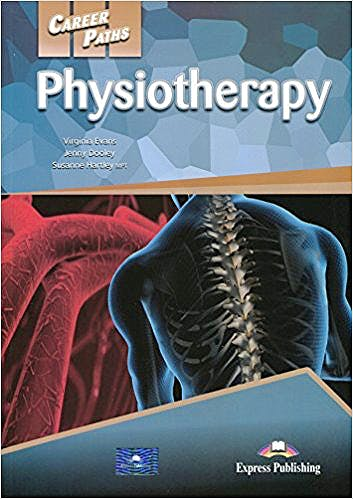 Portada del libro 9781471542343 Career Paths Physiotherapy Student's Book