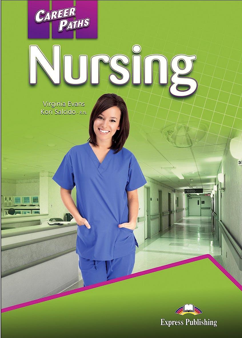 Portada del libro 9781471562884 Career Paths-Nursing Student's Book