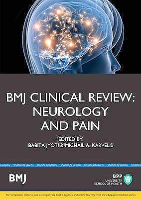 Portada del libro 9781472747280 Bmj Clinical Review: Neurology and Pain