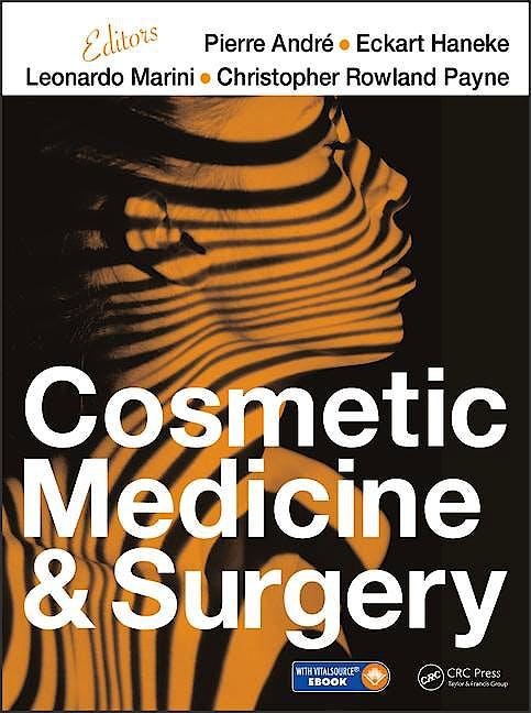 Portada del libro 9781482208092 Cosmetic Medicine and Surgery (Book + Ebook)