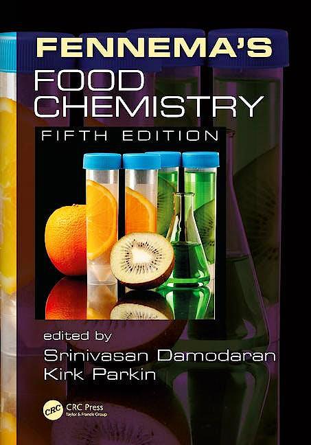 Portada del libro 9781482208122 Fennema's Food Chemistry (Softcover)