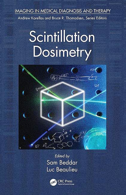 Portada del libro 9781482208993 Scintillation Dosimetry