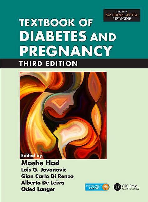 Portada del libro 9781482213607 Textbook of Diabetes and Pregnancy (Book + Ebook)