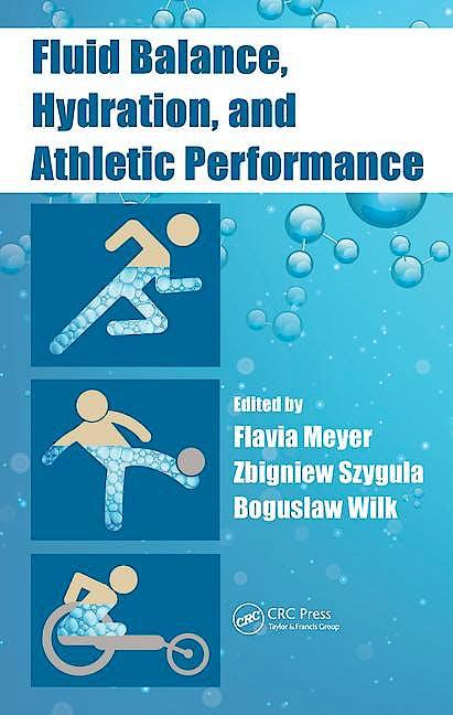 Portada del libro 9781482223286 Fluid Balance, Hydration and Athletic Performance