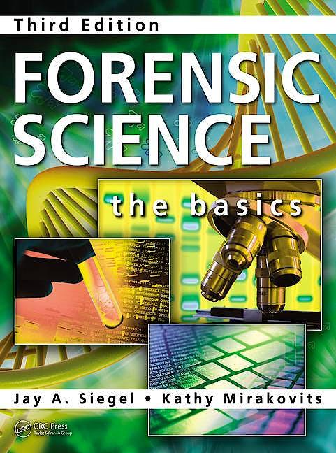 Portada del libro 9781482223330 Forensic Science. The Basics