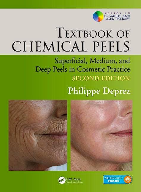 Portada del libro 9781482223934 Textbook of Chemical Peels: Superficial, Medium, and Deep Peels in Cosmetic Practice