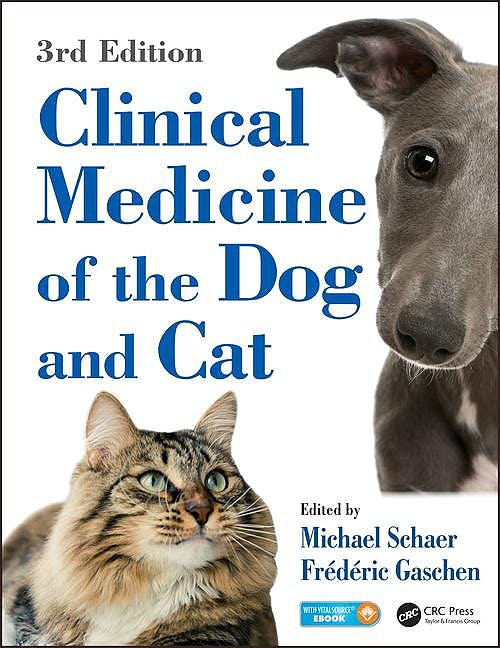 Portada del libro 9781482226058 Clinical Medicine of the Dog and Cat