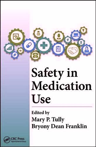 Portada del libro 9781482227000 Safety in Medication Use