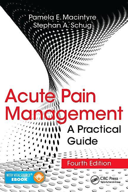 Portada del libro 9781482233490 Acute Pain Management. a Practical Guide