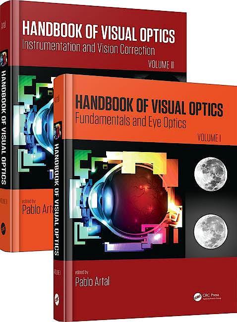 Portada del libro 9781482237962 Handbook of Visual Optics, 2 Vols.