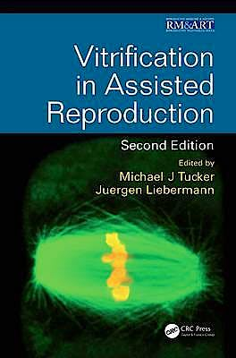 Portada del libro 9781482242577 Vitrification in Human Assisted Reproduction