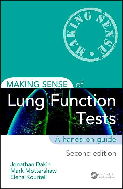 Portada del libro 9781482249682 Making Sense of Lung Function Tests (Softcover)