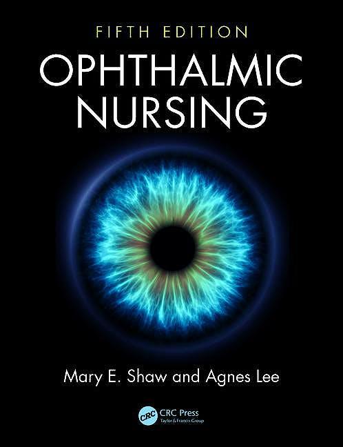 Portada del libro 9781482249767 Ophthalmic Nursing