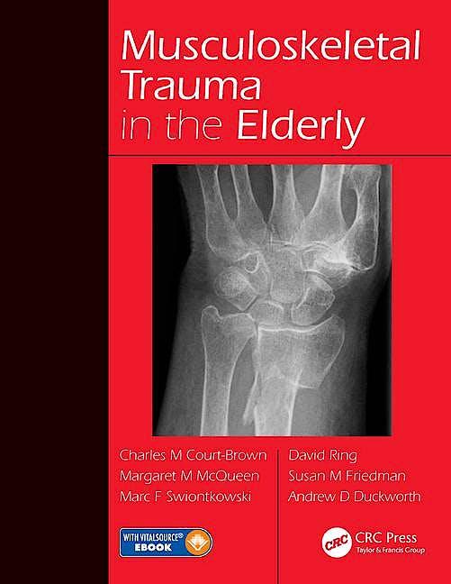 Portada del libro 9781482252026 Musculoskeletal Trauma in the Elderly