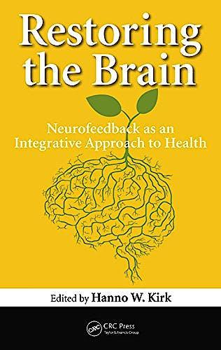 Portada del libro 9781482258776 Restoring the Brain. Neurofeedback as an Integrative Approach to Health