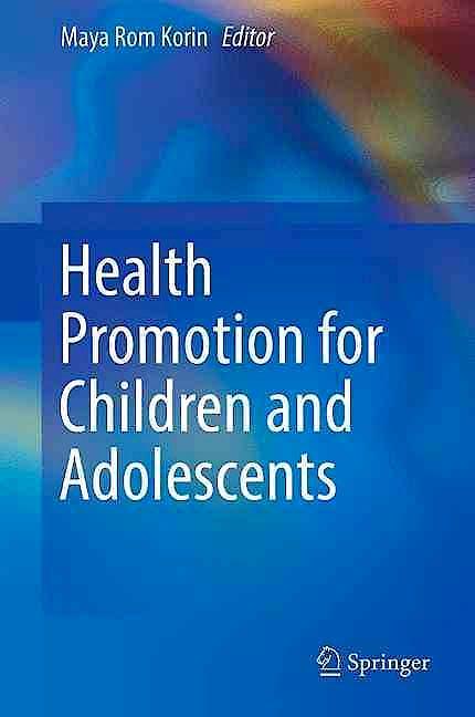 Portada del libro 9781489977090 Health Promotion for Children and Adolescents