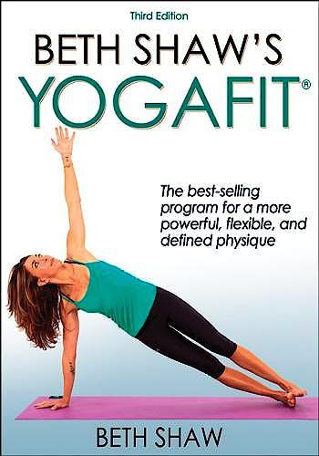 Portada del libro 9781492507406 Beth Shaw's Yogafit