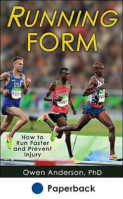 Portada del libro 9781492510383 Running Form. How to Run Faster and Prevent Injury