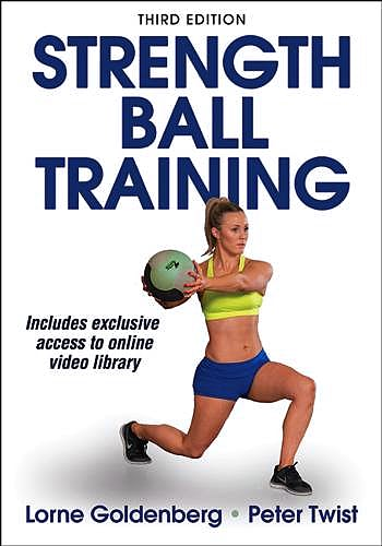 Portada del libro 9781492511540 Strength Ball Training