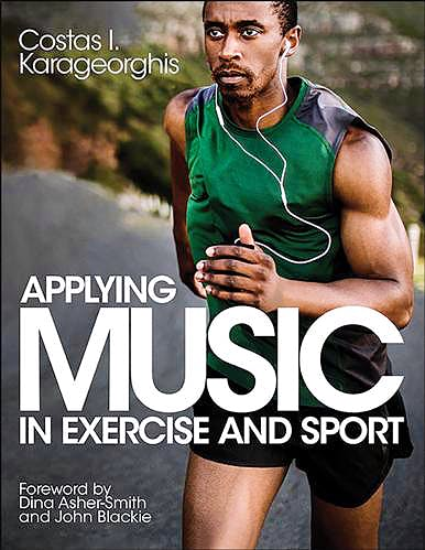 Portada del libro 9781492513810 Applying Music in Exercise and Sport