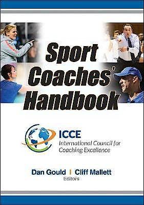 Portada del libro 9781492515807 Sport Coaches' Handbook