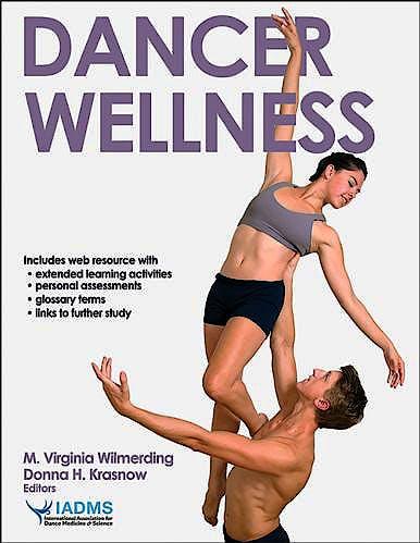 Portada del libro 9781492515814 Dancer Wellness (With Web Resource)