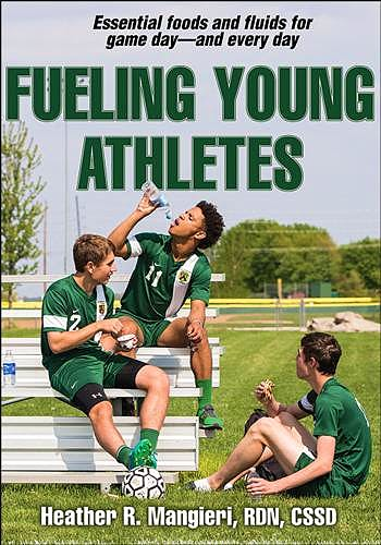 Portada del libro 9781492522096 Fueling Young Athletes