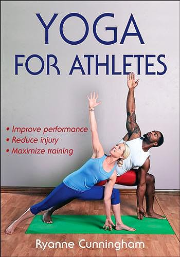 Portada del libro 9781492522614 Yoga for Athletes