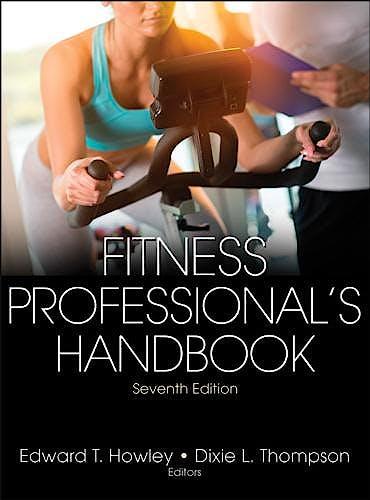 Portada del libro 9781492523376 Fitness Professional's Handbook + Online Access