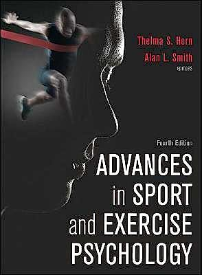 Portada del libro 9781492528920 Advances in Sport and Exercise Psychology