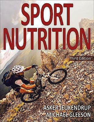 Portada del libro 9781492529033 Sport Nutrition