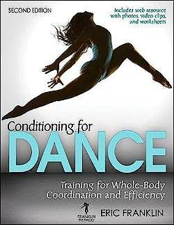 Portada del libro 9781492533634 Conditioning for Dance + Web Resource