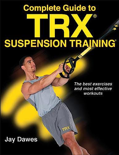 Portada del libro 9781492533887 Complete Guide to TRX Suspension Training