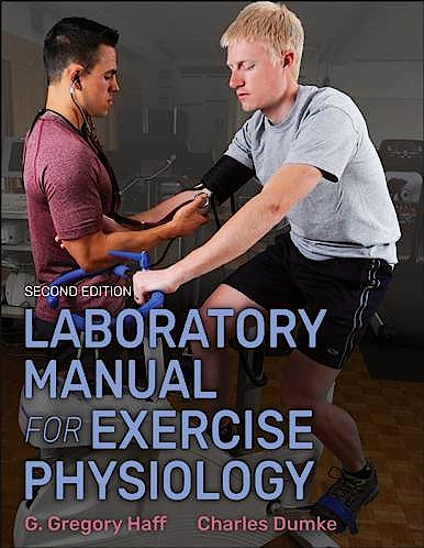 Portada del libro 9781492536949 Laboratory Manual for Exercise Physiology + Web Study Guide