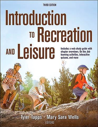 Portada del libro 9781492543121 Introduction to Recreation and Leisure + Web Study Guide