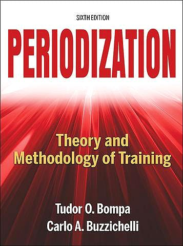 Portada del libro 9781492544807 Periodization. Theory and Methodology of Training