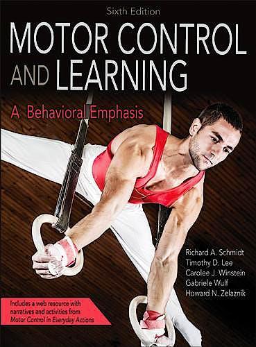 Portada del libro 9781492547754 Motor Control and Learning. A Behavioral Emphasis