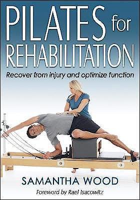 Portada del libro 9781492556497 Pilates for Rehabilitation