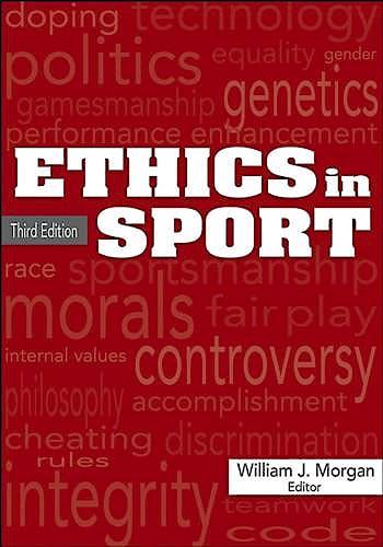 Portada del libro 9781492556763 Ethics in Sport