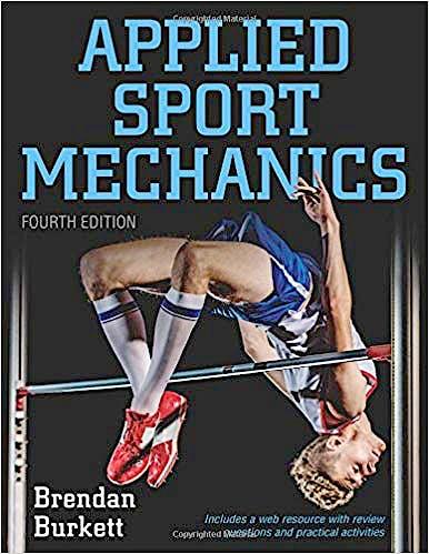 Portada del libro 9781492558439 Applied Sport Mechanics + Web Resource
