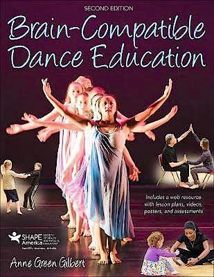 Portada del libro 9781492561231 Brain-Compatible Dance Education