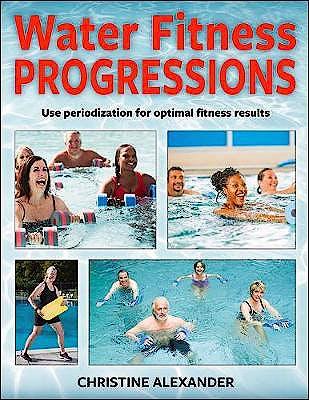 Portada del libro 9781492562153 Water Fitness Progressions