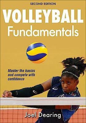 Portada del libro 9781492567295 Volleyball Fundamentals