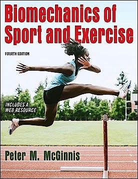 Portada del libro 9781492571407 Biomechanics of Sport and Exercise (Includes a Web Resource)